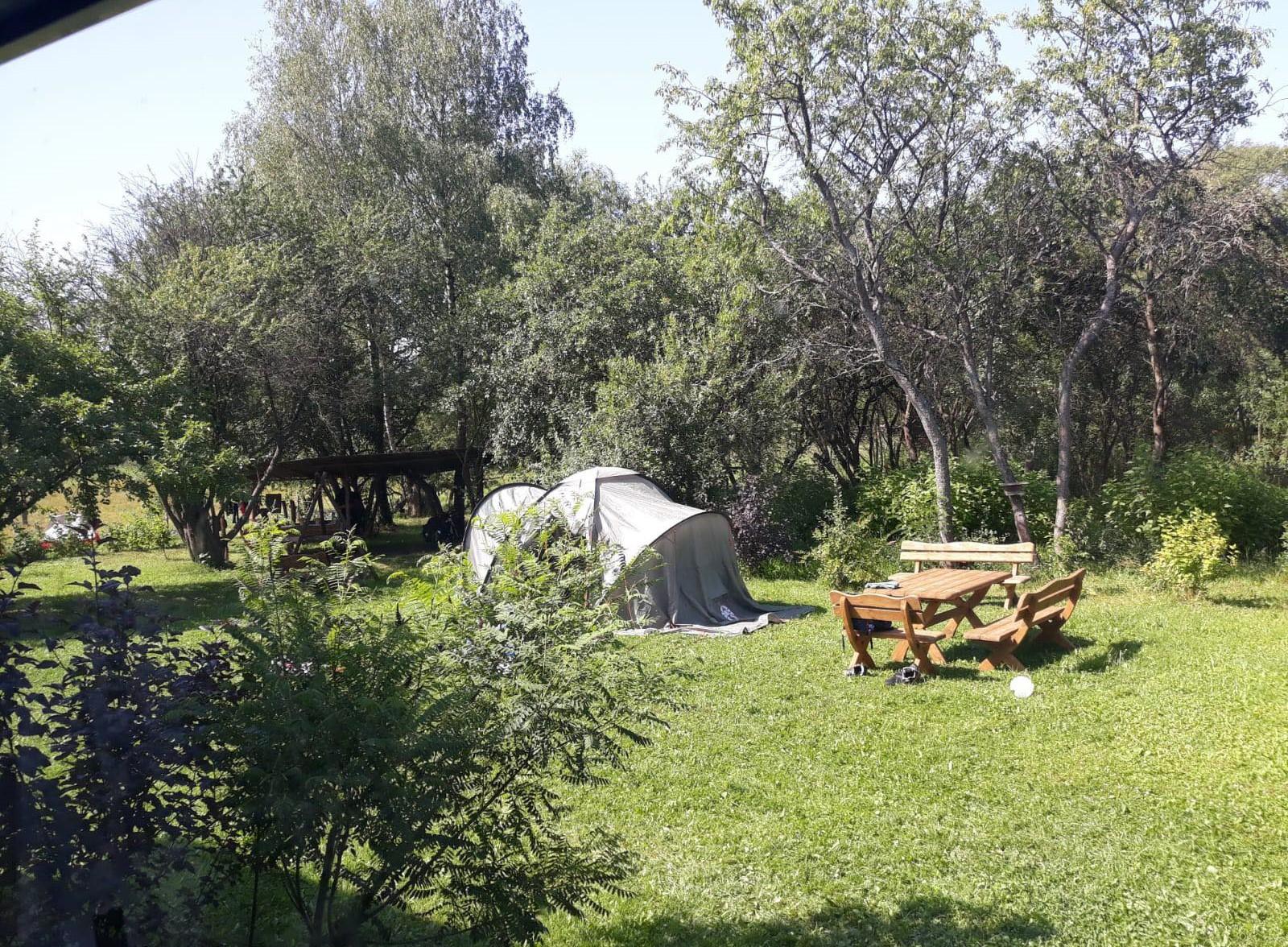 pole namiotowe agroturystyka bobrownia górowo iławieckie